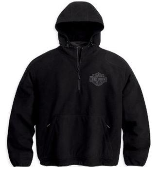 JACKET-B&S,WATERPROOF,BLK