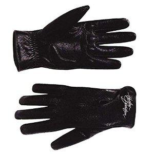 GLOVE-F/F,PERFORATED,BLK