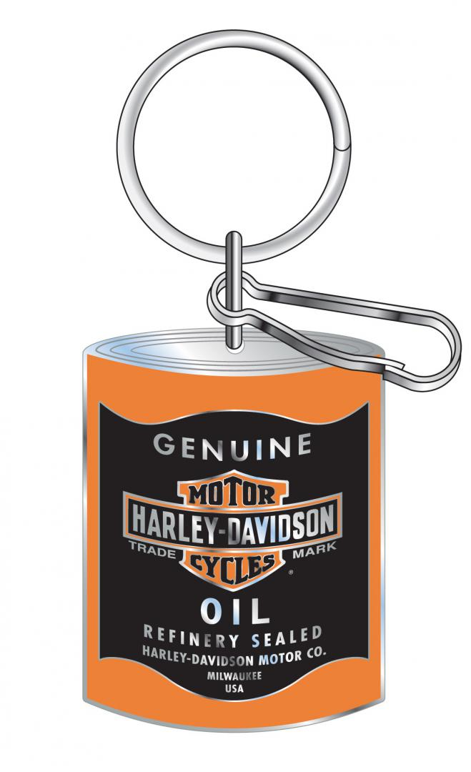 KEYCHAIN OIL CAN