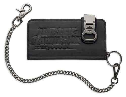 WALLET-115TH,BL,BIKER,BOTTLE,O