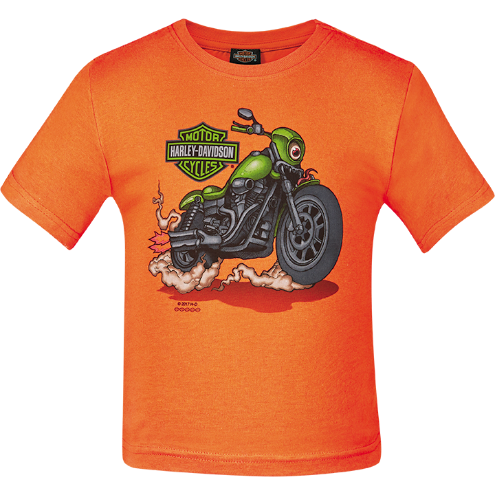 MONSTER BIKE TDLR T OR
