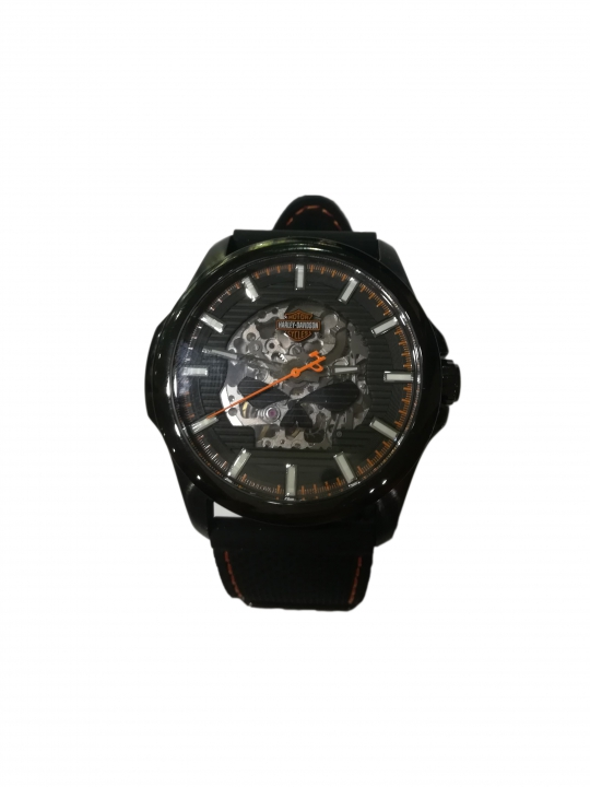 Wach automatic black