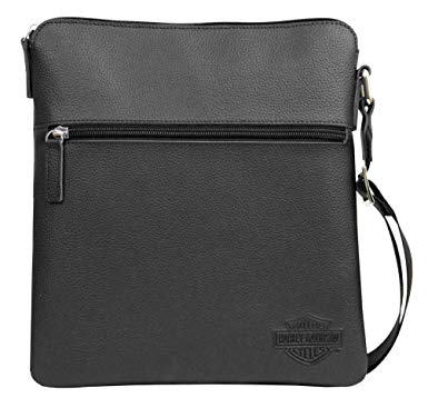 Leather B&S  crossbody