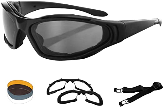 SUNGLASS RAPTOR II INTRCH