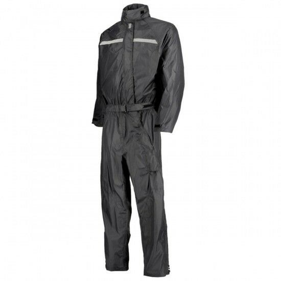 RAINSUIT TOTAL BK XL