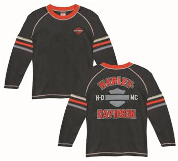 BOYS LONG SLEEVE THERMAL TEE